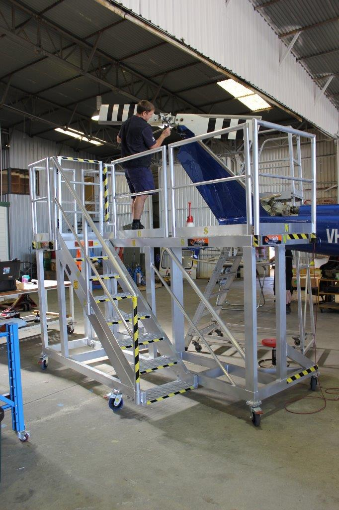 aviation access platform