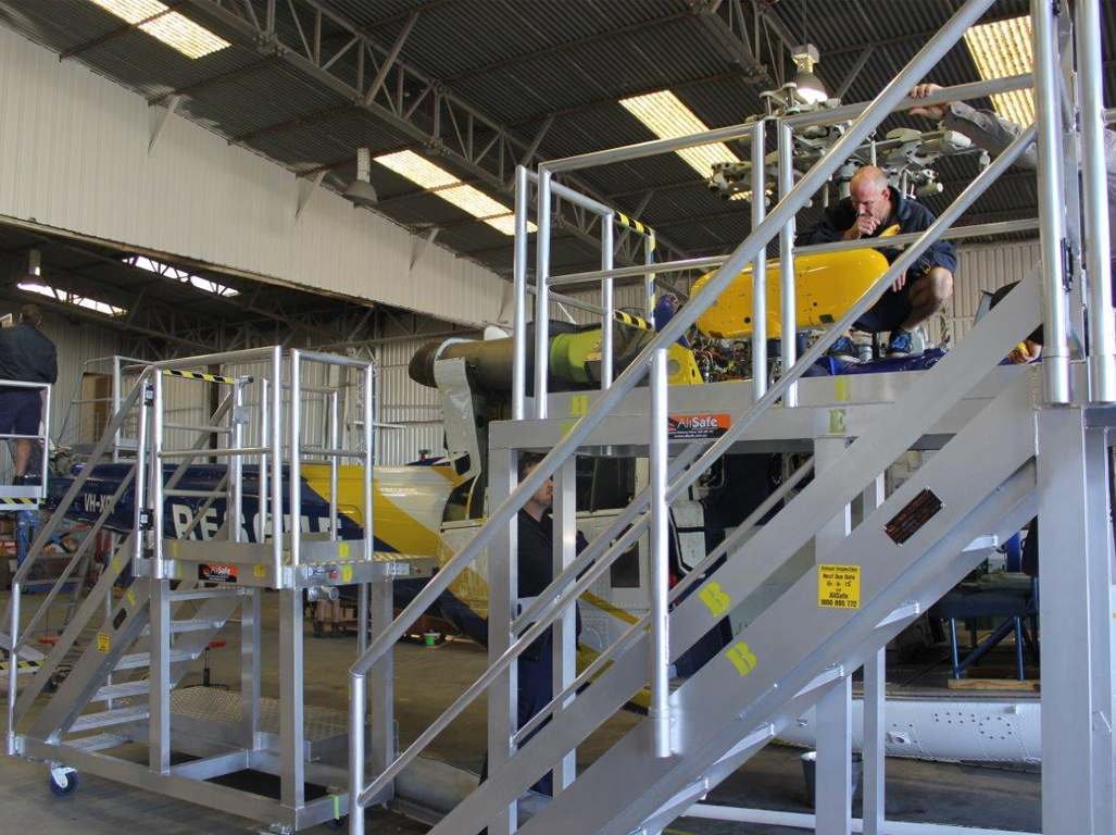 Aircraft Maintenance Platform