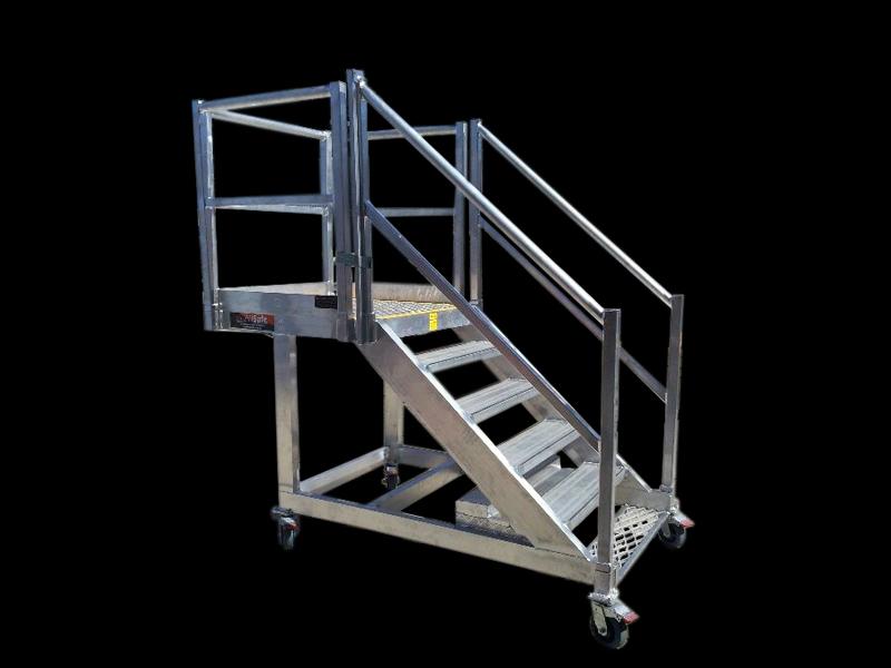 cantilever platform